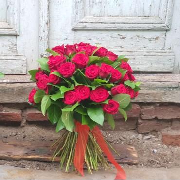 Buchet cu 23 trandafiri