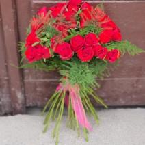 Buchet cu 39 trandafiri