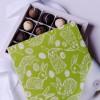 Easter Chocolate Truffles   Cutia conține 16 trufe de ciocolată fină belgiană și te invită să te bucuri de 10 sortimente clasice  + 50,00Lei